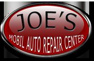 Joes Mobil Service Logo